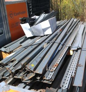 Metals recycling